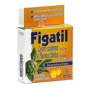 FIGATIL 20 dráges