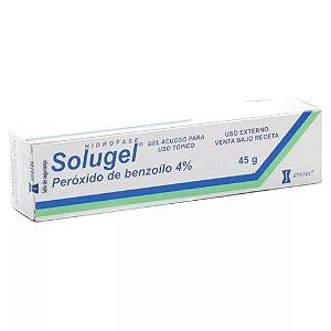 SOLUGEL 4% 45GR