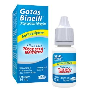 Dropropizina -GOTAS BINELLI 10ML