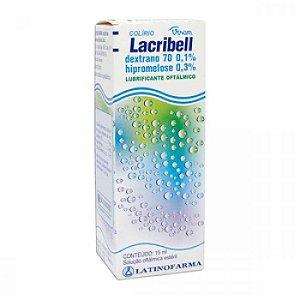 DEXTRANO+HIPROMELOSE - LACRIBELL 15ML