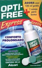 OPTI FREE express 355ML+120ML GRATIS