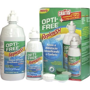 OPTI FREE REPLENISH 300ml+120ML
