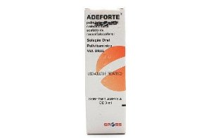 RETINOL - ADEFORTE 1 AMPOLA ORAL  3ML