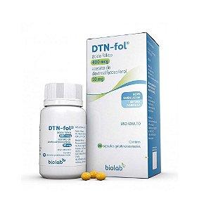 DTN-FOL  90 CPS (Acido Folico+Vit.E)