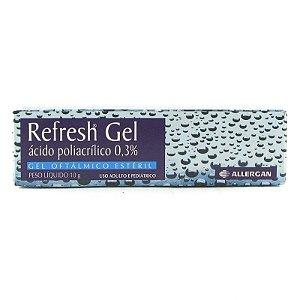 REFRESH 3% GEL BG 10G