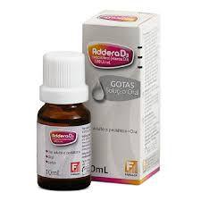 COLECALCIFEROL - ADDERA D3 GOTAS 10ML