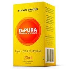 COLECALCIFEROL - DEPURA GTS 20ML