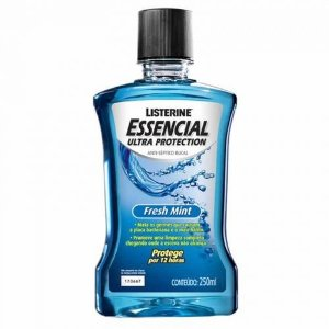 Listerine 250ml Essencial Fresh Mint