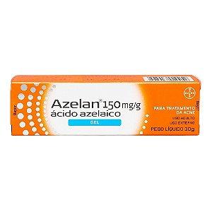 Ácido Azelaico - AZELAN GEL 30g