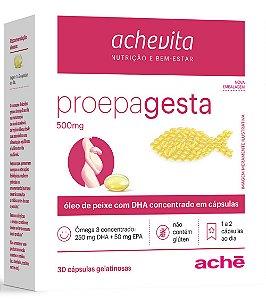 Proepa Gesta 500mg 30 cápsulas gelatinosas - Ache