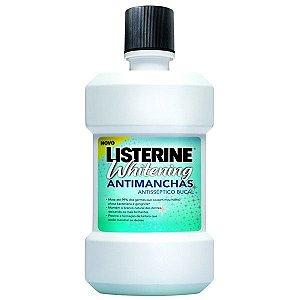 Listerine 500ml Whitening Antimanchas