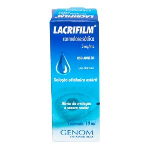 CARMELOSE - LACRIFILM COLIRIO 10ML - UQ