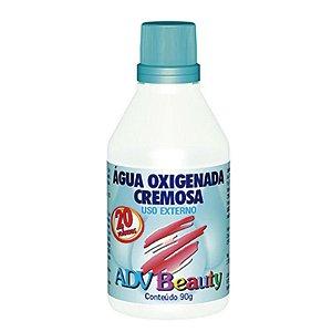 Agua Oxigenada 20 vol Cremosa ADV 90G