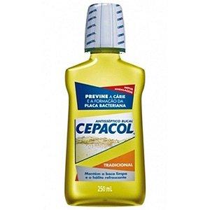 Cepacol 250ml Tradicional