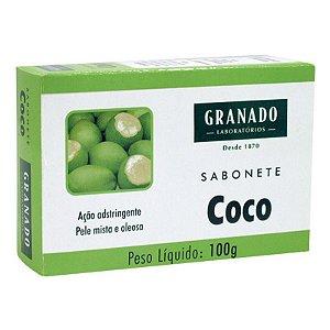 Sabonete Granado 90gr Coco