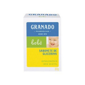 Sabonete Granado Tradicional Bebê 90gr