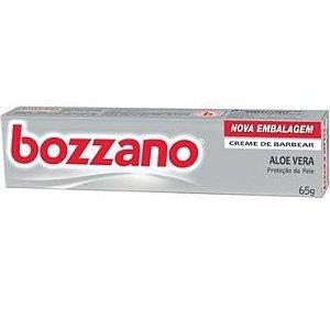 Creme Barbear Bozzano Aloe Vera 65Gr