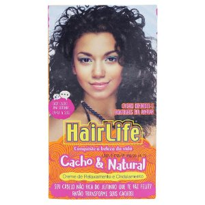Alisante HairLife 160gr Cacho & Natural