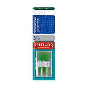 Escova Bitufo Interdental HB 4 mm Fina (Verde)