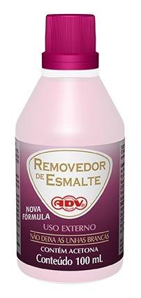 Removedor de Esmalte ADV 100ml