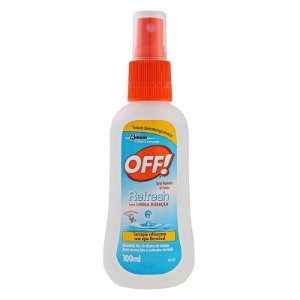 Repelente Off Spray Refresh100ml