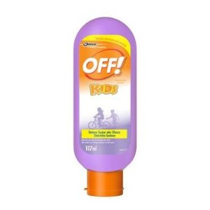 Repelente Off Loção Kids 117ml