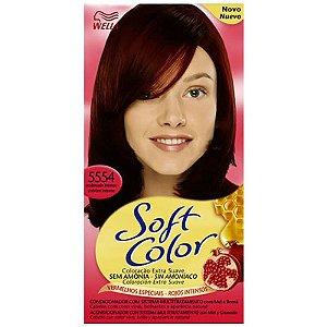 Tintura soft color especial 5554 acobreado