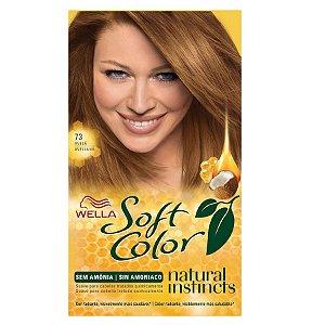Tintura soft color 73 avelã