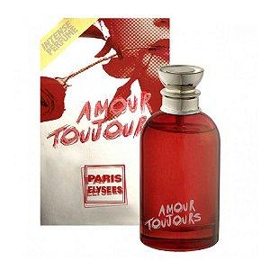 Amour Toujours Eau De Toilette Paris Elysees 100ml