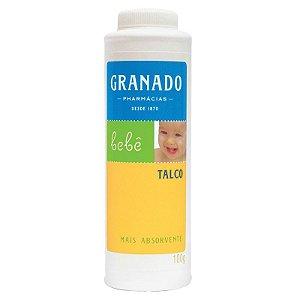 Talco Bebe Granado 100gr