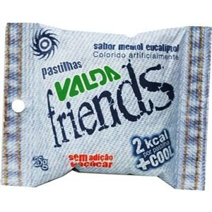 Valda Friends Pastilha 25gr