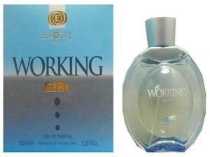 PERFUME EUROLUXE WORKING GIRL 100ML