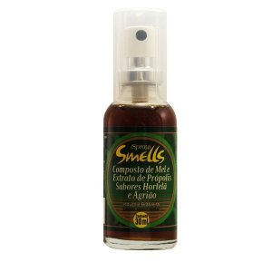 Spray Smells Mel Composto Própolis Hortelã Agrião 30ml
