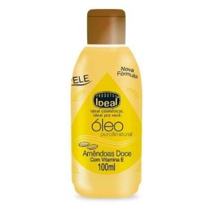 OLEO AMENDOAS IDEAL 100ML