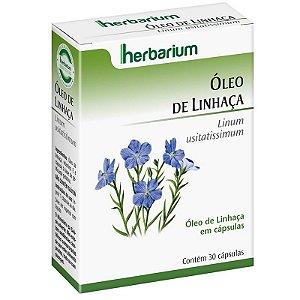 HERBARIUM OLEO DE LINHACA 30CPR HERBARIUM
