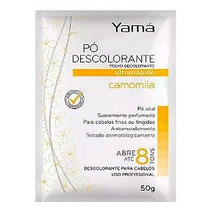 Pó Descolorante Yama Camomila 50g