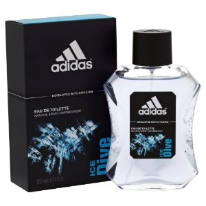 Perfume Adidas 50ml For Men Ice Dive