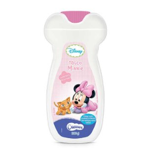 Talco Disney Baby 200gr Minnie
