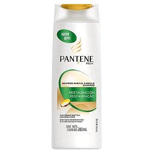 Shampoo Pantene 200ml Restauraçao Profunda