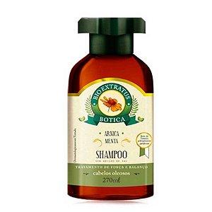 Shampoo Bio Extratus Botica Arnica e Menta 270ml