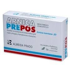 Arnica Pre Pos 30comp - Almeida Prado