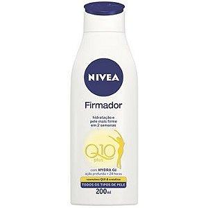 Loção Hidratante Nivea Body 200ml Firmador Q10 Plu