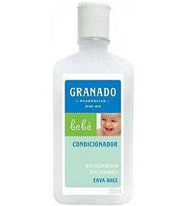 Condicionador Granado 250ml Infantil Erva Doce