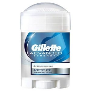Desodorante Gillette Creme 48g Advanced Ant Trans. Cool Wave