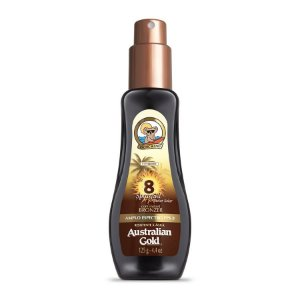 Australian Gold Loção Bronzeadora FPS 8 Spray Gel 125g
