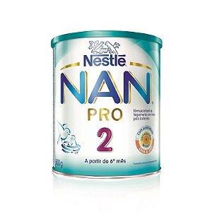 Leite Nan 2 Pro 800gr