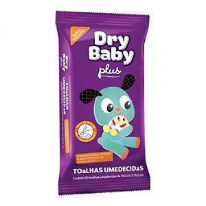 Toalhinhas Umedecidas DryBaby 50un