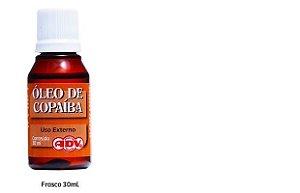 Oleo De Copaiba 30ml ADV