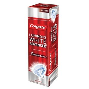 Creme Dental Colgate Luminous White 70grs