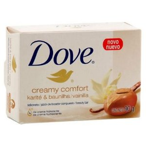 Sabonete Dove 90gr Delicious Care Karite
